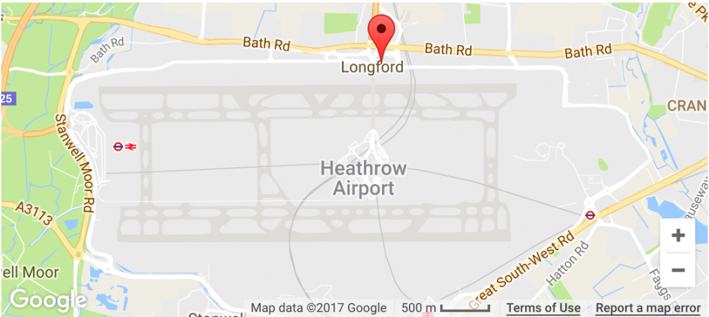 Airport Guide For Uber Drivers WeFlex