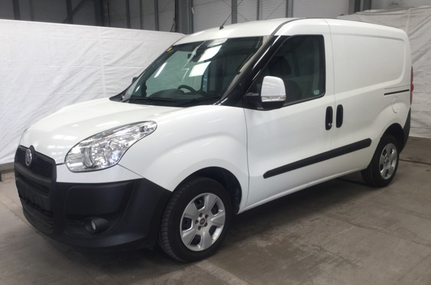 2014 fiat doblo cargo 1 3 multijet courier van to rent weflex. Black Bedroom Furniture Sets. Home Design Ideas