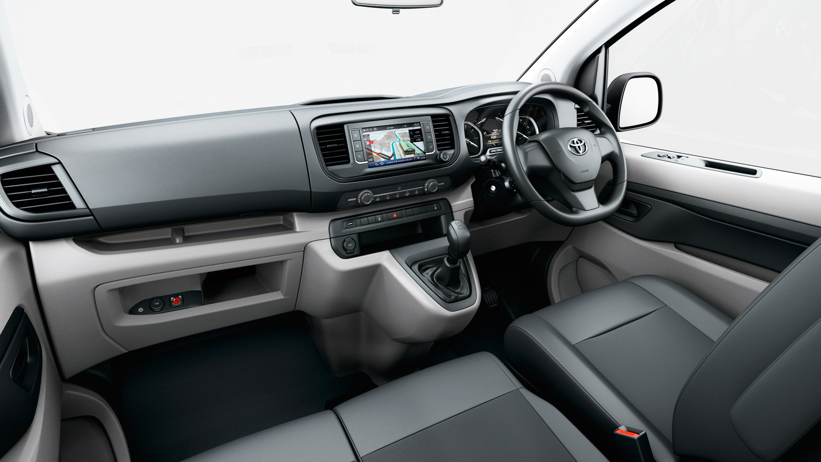 New Toyota Proace Medium 1 6 Lease Or Rent To Buy Weflex
