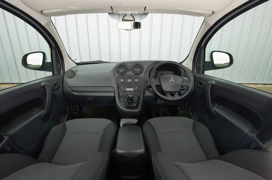 New Mercedes Benz Citan 109 Lwb Flexible Lease From Weflex